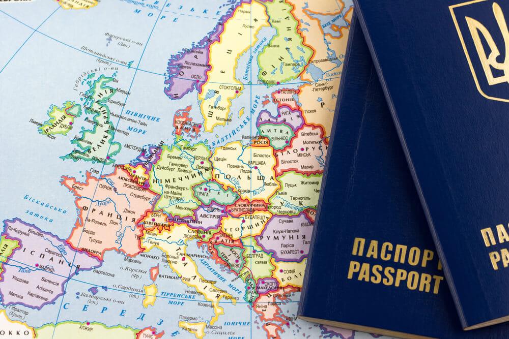 Паспорт України