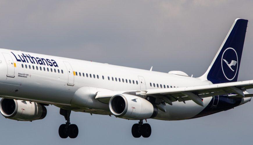 Lufthansa tickets