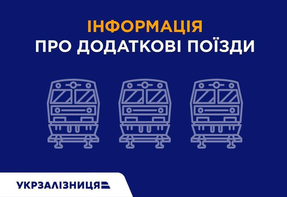 Укрзалізниця поїзди