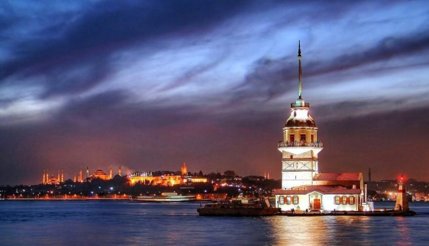 Дівоча вежа стамбул